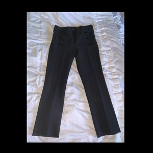 LOFT black trouser with buttons